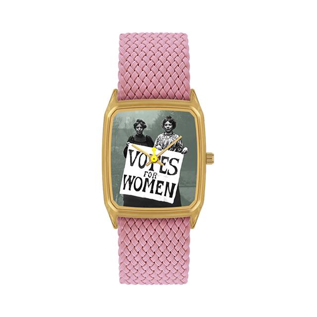 ラプス LAPS サフラジェットゥ ピンク Suffragettes 26mm Pink 腕時計 メンズ レディース