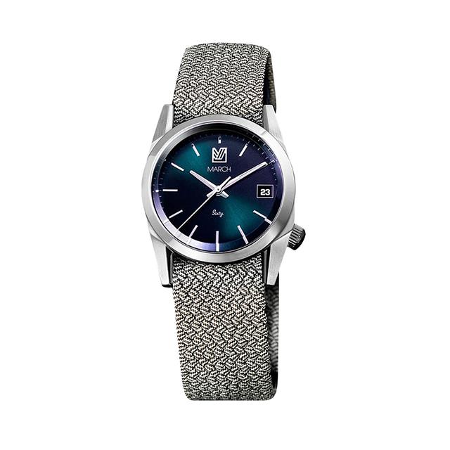 マーチエルエービー【MARCH LA.B】Sixty 9 - Greige 腕時計 メンズ レディース