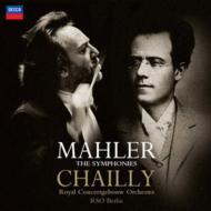 【送料無料】 Mahler マーラー / 交響曲全集(第1番~第10番全曲) シャイー&コンセルトヘボウ管弦楽団、ベルリン放送交響楽団(12CD) 輸入盤 【CD】