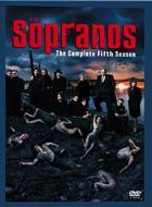 【送料無料】 ザ・ソプラノズ 哀愁のマフィア <フィフス・シーズン> コレクターズ・ボックス 【DVD】