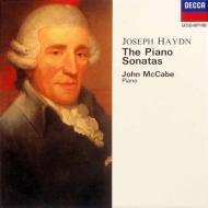 【送料無料】 Haydn ハイドン / ピアノ・ソナタ全集 マッケイブ(12CD) 【CD】