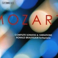 【送料無料】 Mozart モーツァルト / ピアノ・ソナタ全集 ブラウティハム(10CD) 輸入盤 【CD】