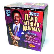 【送料無料】 David Newman デビッドニューマン / Collectables Classics (5CD) 輸入盤 【CD】