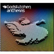 店舗 送料無料 Godskitchen Anthems 激安挑戦中 輸入盤 CD