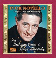 Ivor Novello Dancing Years 安い Rhapsody King's 宅配便送料無料 CD 輸入盤