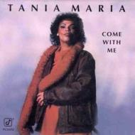 Tania Maria 営業 タニアマリア Come CD Me 輸入盤 国産品 With