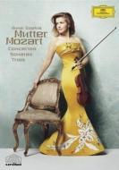 【送料無料】 Mozart モーツァルト / アンネ=ゾフィー・ムター/モーツァルトDVDセット(5DVD) 【DVD】