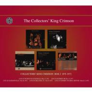 【送料無料】 King Crimson キングクリムゾン / Collectors King Crimson Box 2 - 1971-1972  【CD】