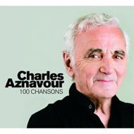 【送料無料】 Charles Aznavour シャルルアズナブール / 100 Chansons 輸入盤 【CD】