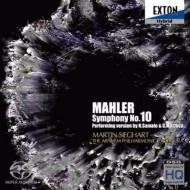 【送料無料】 Mahler マーラー / 交響曲第10番(サマーレ&マッツーカ補筆完成版) ジークハルト&アーネム・フィル(ダイレクト・カットSACD) 【SACD】
