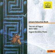 【送料無料】 Bach, Johann Sebastian バッハ / フーガの技法 コロリオフ 輸入盤 【CD】