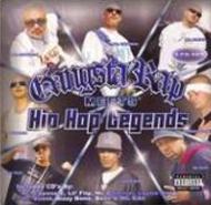 Gangsta Rap 大幅にプライスダウン Meets Hip-hop 輸入盤 贈答品 CD Legends
