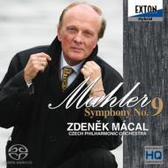 【送料無料】 Mahler マーラー / 交響曲第9番 マーツァル&チェコ・フィル(ダイレクト・カットSACD) 【SACD】