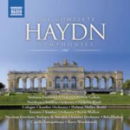 【送料無料】 Haydn ハイドン / 交響曲全集 ガロワ、マロン、ドラホシュ、ワーズワース、ミュラー=ブリュール指揮、他(34CD) 輸入盤 【CD】