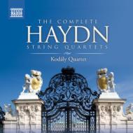 【送料無料】 Haydn ハイドン / 弦楽四重奏曲全集 コダーイ四重奏団(25CD) 輸入盤 【CD】