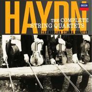 【送料無料】 Haydn ハイドン / 弦楽四重奏曲全集 エオリアン四重奏団(22CD) 輸入盤 【CD】