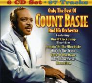 【送料無料】 Count Basie カウントベイシー / Only The Best Of (6CD) 輸入盤 【CD】