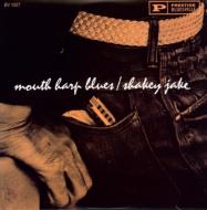 【送料無料】 Shakey Jake / Mouth Harp Blues 【LP】