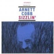 【送料無料】 Arnett Cobb アーネットコブ / Sizzlin (高音質盤 / 45回転 / 2枚組 / 180グラム重量盤レコード / Analogue Productions) 【LP】