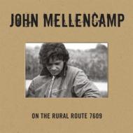 【送料無料】 John Cougar Mellencamp ジョンクーガーメレンキャンプ / On The Rural Route 7609 輸入盤 【CD】