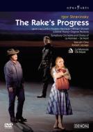 【送料無料】 Stravinsky ストラビンスキー / 『放蕩息子の遍歴』全曲(日本語字幕付) ルパージュ演出、大野和士&王立モネ劇場、クレイコム、シメル、他(2007 ステレオ)(2DVD) 【DVD】
