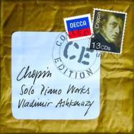 【送料無料】 Chopin ショパン / ピアノ作品全集 アシュケナージ(13CD) 輸入盤 【CD】