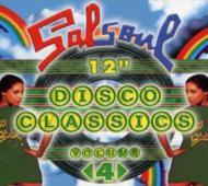 Salsoul 12 Inch Classics 実物 永遠の定番 CD 輸入盤 Vol.4
