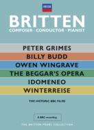 【送料無料】 Britten ブリテン / ブリテン~コンポーザー、コンダクター、ピアニスト(7DVD) 【DVD】