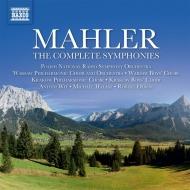 【送料無料】 Mahler マーラー / 交響曲全集 ヴィット、ハラース、オルソン指揮、ポーランド国立放送響、ワルシャワ・フィル(15CD) 輸入盤 【CD】