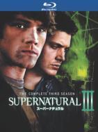 【送料無料】 スーパーナチュラル〈サード・シーズン〉ブルーレイ コンプリート・ボックス 【BLU-RAY DISC】