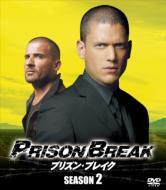 プリズン ブレイク オンライン限定商品 シーズン2 SEASONSコンパクト DVD ボックス 誕生日プレゼント