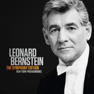 【送料無料】 Bernstein バーンスタイン / バーンスタイン・ザ・シンフォニー・エディション(60CD) 輸入盤 【CD】