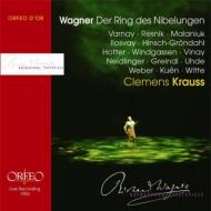 【送料無料】 Wagner ワーグナー / 『ニーベルングの指環』全曲 クレメンス・クラウス & バイロイト、ホッター、ヴィントガッセン、他(1953 モノラル)(13CD) 輸入盤 【CD】