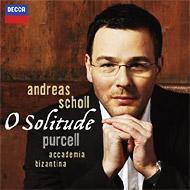 贈答 Purcell パーセル 贈物 歌曲集 アンドレアス ショル CD ビザンティーナ 輸入盤 アカデミア