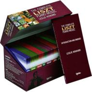 【送料無料】 Liszt リスト / ピアノ作品全集 レスリー・ハワード(99CD) 輸入盤 【CD】