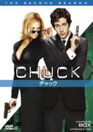 【送料無料】 CHUCK / チャック シーズン2 コンプリート・ボックス 【DVD】