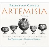 送料無料 Cavalli 豪華な カバッリ 新着セール 歌劇 アルテミジア 全曲 カヴィーナ ラ ヴェネクシアーナ 3CD マッツッリ 2010 CD 輸入盤 マメリ ステレオ 他