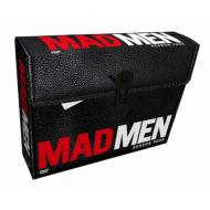 【送料無料】 マッドメン シーズン4 【ノーカット完全版】 DVD-BOX 【DVD】