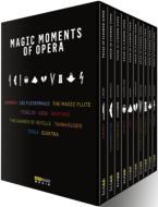 【送料無料】 10のオペラ全曲~カルメン(クライバー指揮)、フィデリオ(アーノンクール指揮)、アイーダ(マゼール指揮)、エレクトラ(アバド指揮)、他(11DVD) 【DVD】