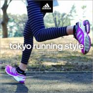 tokyo running style powered CD adidas by 送料無料 人気急上昇 一部地域を除く