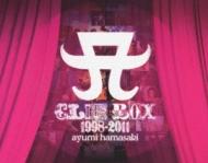【送料無料】 浜崎あゆみ / A CLIP BOX 1998-2011 (Blu-ray 4枚組) 【BLU-RAY DISC】