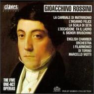 【送料無料】 Rossini ロッシーニ / Bruschino, Scala Di Seta, La Cambiale Di Matrimonio, L'inganno, Etc 輸入盤 【CD】