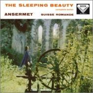 【送料無料】 Tchaikovsky チャイコフスキー / 「眠りの森の美女」全曲:エルネスト・アンセルメ指揮&スイス・ロマンド管弦楽団 (3枚組 / 180グラム重量盤レコード / Speakers Corner) 【LP】