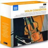 送料無料グレート・ヴァイオリン・コンチェルト 10CD輸入盤CDCxBode