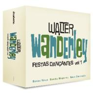 【送料無料】 Walter Wanderley ワルターワンダレィ / Festas Dancantes Vol.1 輸入盤 【CD】