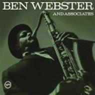 【送料無料】 Ben Webster ベンウェブスター / Ben Webster & Associates 【LP】
