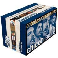 【送料無料】 Chico Buarque シコブアルキ / De Todas As Maneiras - Box Com 21 Cds 輸入盤 【CD】