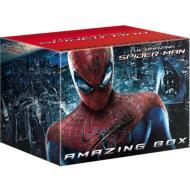 【送料無料】 アメイジング・スパイダーマン アメイジングBOX [5枚組] 【BLU-RAY DISC】