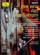 【送料無料】 Wagner ワーグナー / 『ニーベルングの指環』全曲 ルパージュ演出、レヴァイン、ルイージ指揮、メトロポリタン歌劇場(2010-2012) 【BLU-RAY DISC】