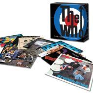 【送料無料】 The Who フー / Studio Albums (BOX仕様 / 14枚組アナログレコード) 【LP】
